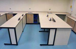 School Laboratory Furniture - Casterton College