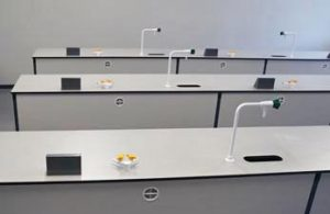 School Science Lab Furniture at Bacup & Rawtenstall Grammar School