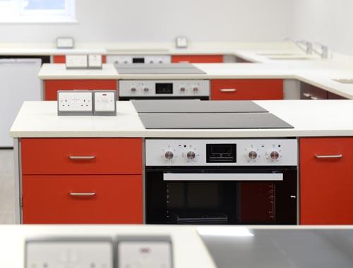 School food technology furniture - Klick Technology