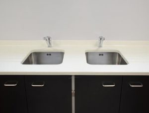 Stainless Steel Sinks & Furniture for Food Technology Room