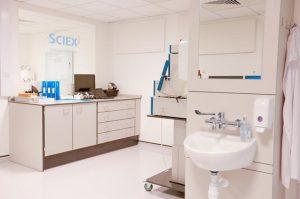 Lab design and construction - Klick Laboratories