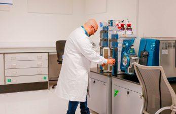 Laboratory Furniture for Sciex UK - Klick Laboratories