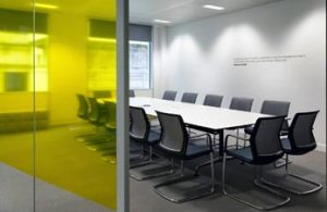 Partitioning for office fit out